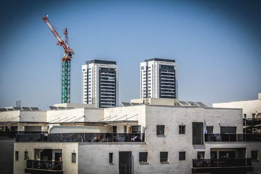 בניין משותף – איך ביטוח מבנה מגן עליכם